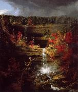 Thomas Cole Falls of Kaaterskill oil painting picture wholesale